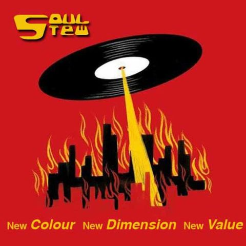 New Colour, New Dimension, New Value - Soul Stew Juli 2018 Part 2 - Radioshow