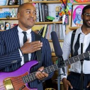 The Midnight Hour (Ali Shaheed Muhammad & Adrian Younge): Tiny Desk Concert (Video) #npr #tinydesk