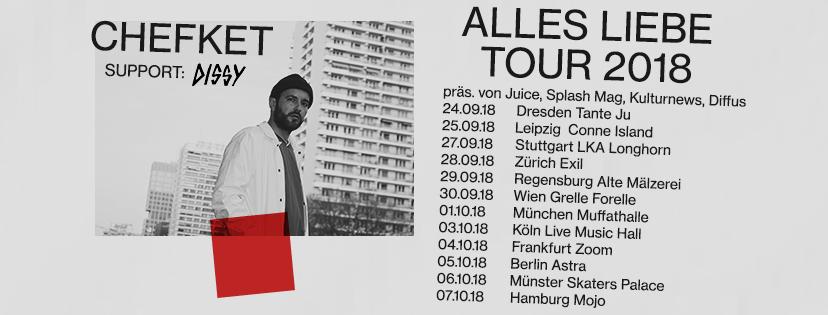 Chefket - Alles Liebe (Nach dem Ende des Kampfes) | 4 Videos + full Album stream