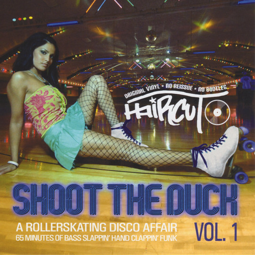 Classic Mixes: Mayer Hawthorne aka DJ Haircut - Shoot The Duck Vol. 1 (2005)