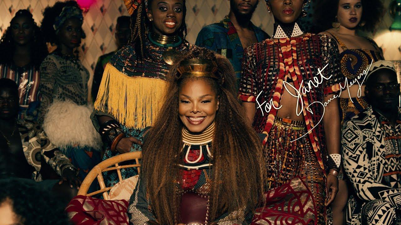 Janet Jackson meldet sich mit neuem Video zurück!#MadeForNow