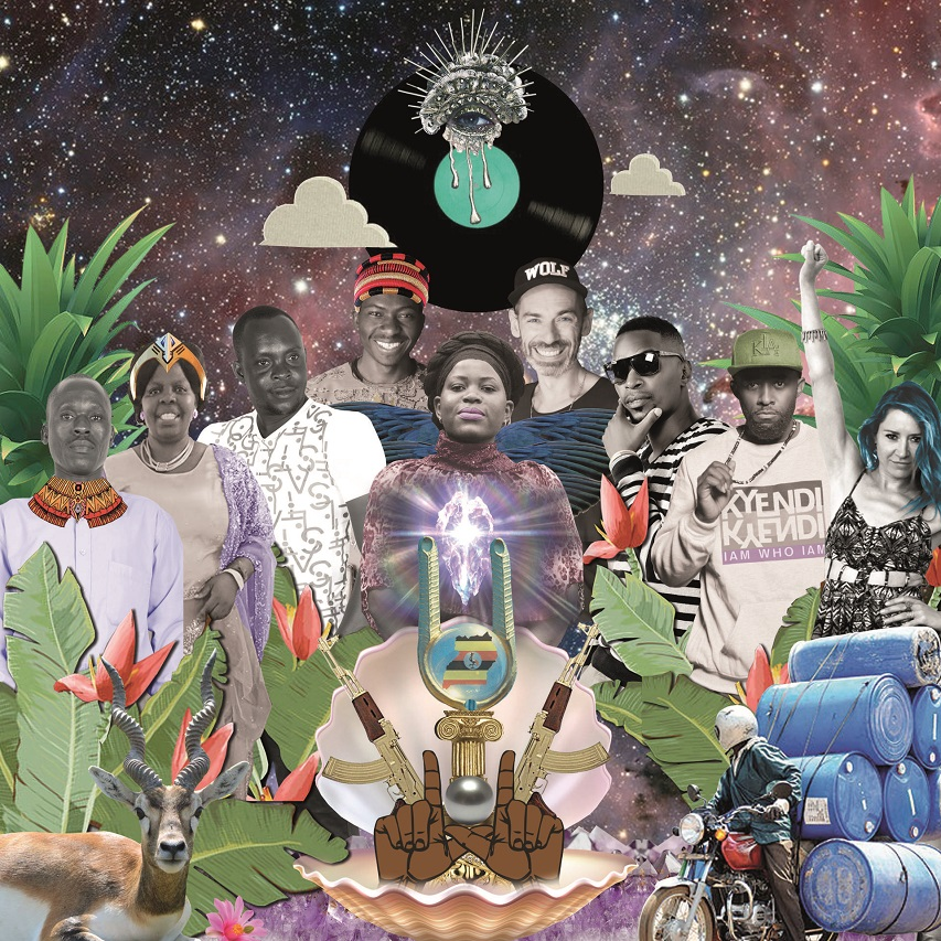 Happy Releaseday: AMADINDA SOUND SYSTEM – THE BLACK PEARL TAPES VOL. 1 • Video + full Album stream