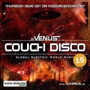 Couch Disco 015 by Dj Venus (Podcast)