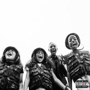 LITTLE SIMZ meldet sich mit neuer Single 'Offence' zurück! (Lyric-Video)