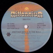 Klassiker: Snatch - Another Brick In The Wall - Promo (1980) [Pink Floyd Cover]