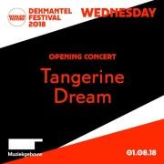 Tangerine Dream LIVE @ Boiler Room x Dekmantel Festival 2018 (Konzertmitschnitt) [Audio Stream]
