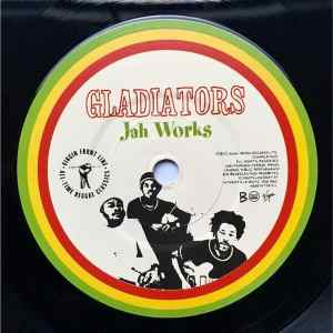 JAH WORKS - THE GLADIATORS COMPILATION Mix