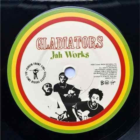 JAH WORKS - THE GLADIATORS COMPILATION Mix