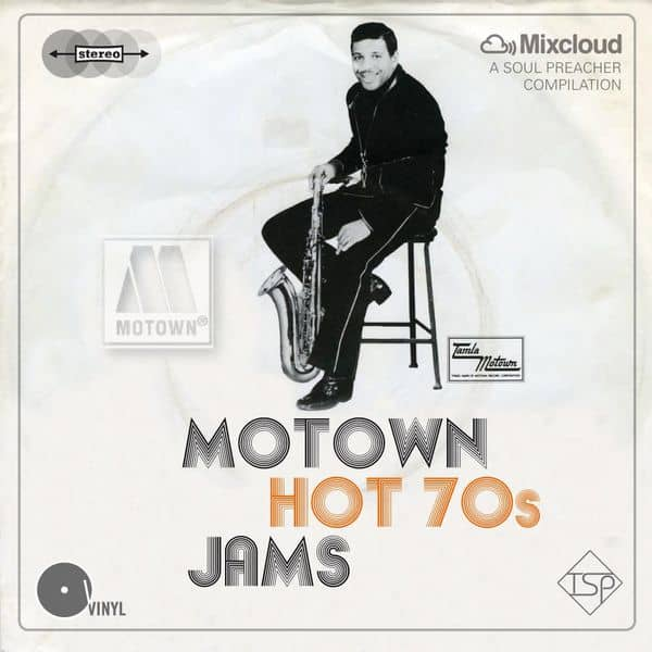MOTOWN HOT 70's JAMS Mix