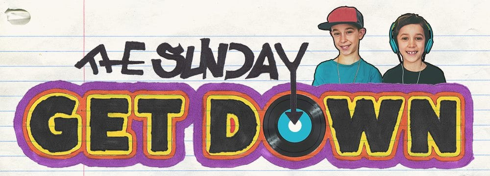 The Sunday Get Down October Mix