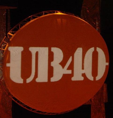 THE UB40 MAXI SINGLES MIX