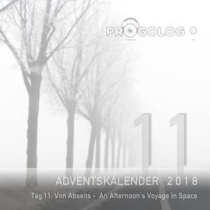 Von Abseits – An Afternoon's Voyage In Space (free mixtape) [progoak18]