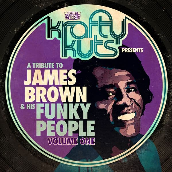 Krafty Kuts Presents - A Tribute to James Brown Volume 1 (Mixtape)