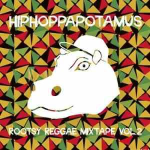 🎧 DJ Hiphoppapotamus – Rootsy Reggae Mixtape Vol.2 // free download