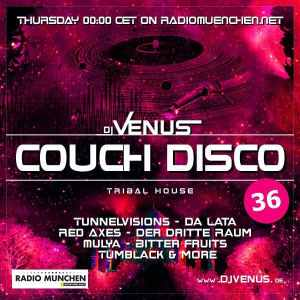Couch Disco 036 by Dj Venus (Podcast)