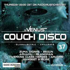 Couch Disco 037 by Dj Venus (Podcast)