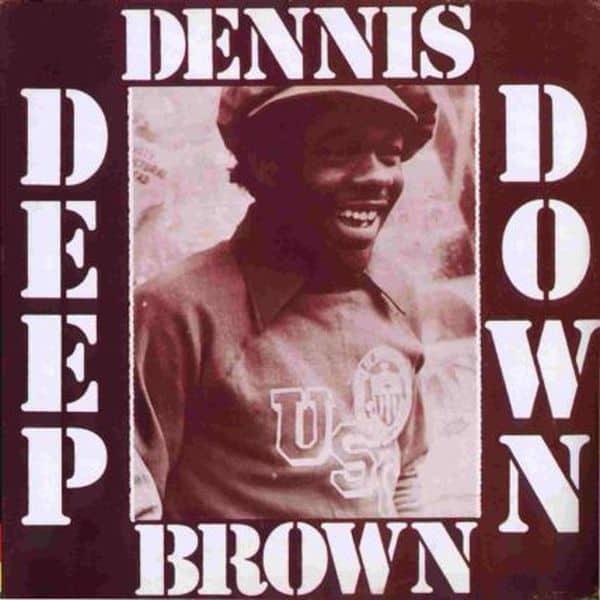 Dennis Brown - Deep Down (A Vocal & Dub Showcase)[Mixtape]