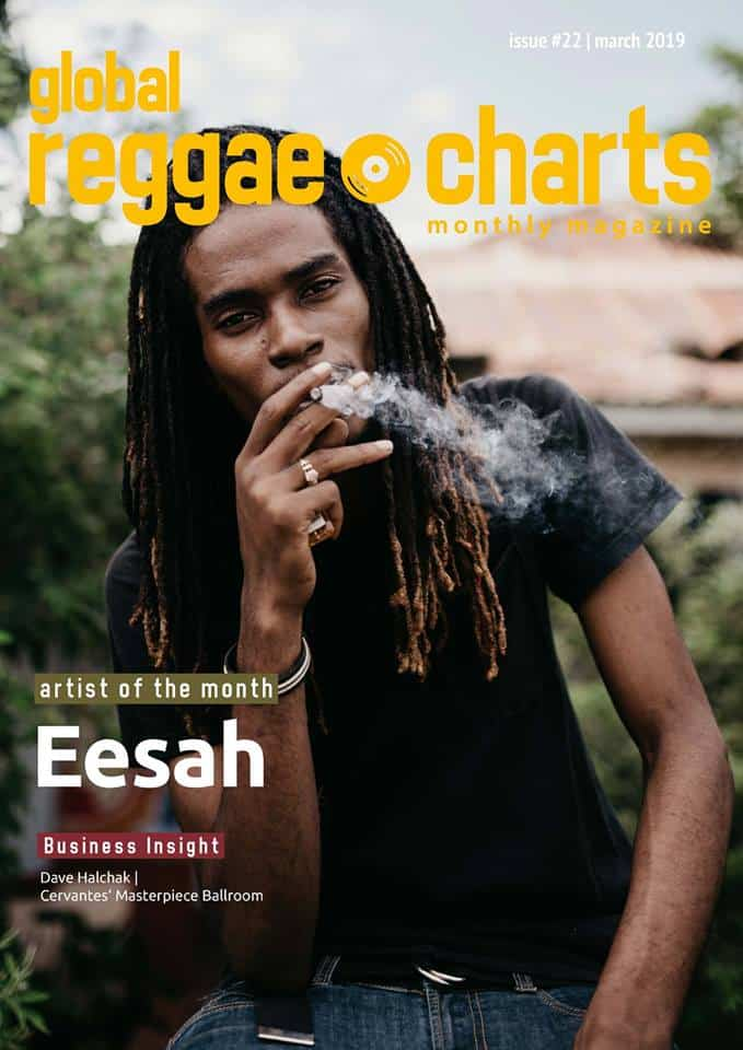 Global Reggae Charts – Issue #22 - März 2019 - Online-Magazin + free Mixtape