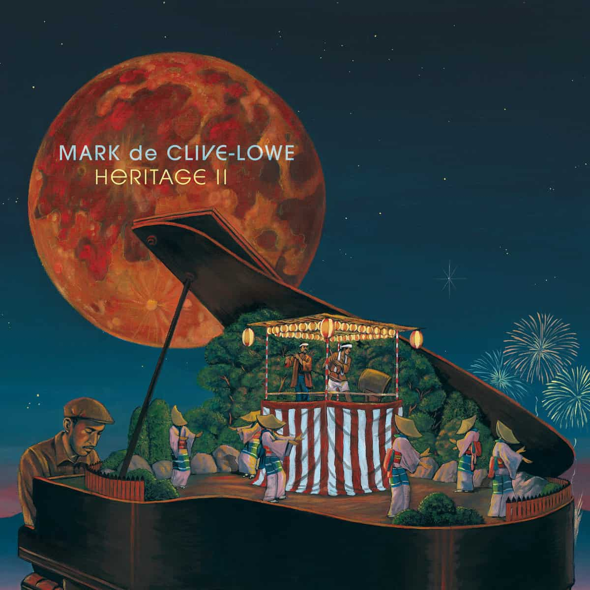 Mark de Clive-Lowe - Heritage II • full Album-Stream