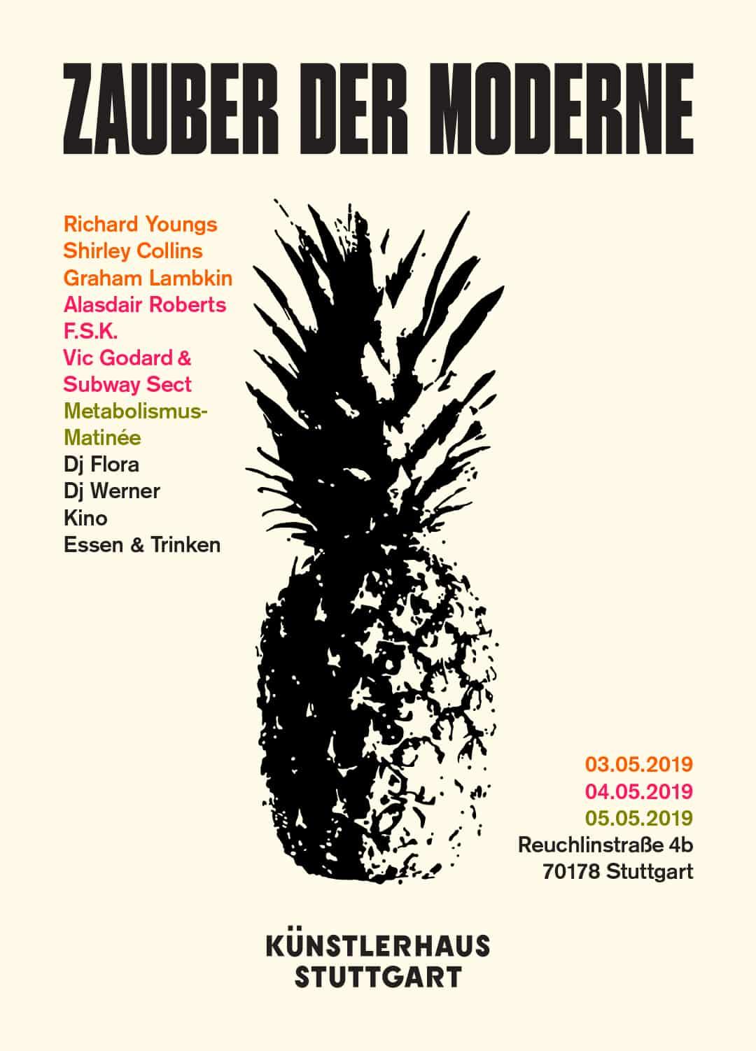 Zauber der Moderne • Musikfestival im Künstlerhaus Stuttgart
