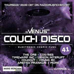 Couch Disco 041 by Dj Venus (Podcast)