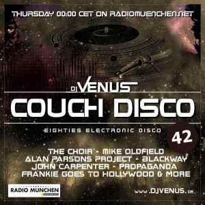 Couch Disco 042 by Dj Venus (Podcast)
