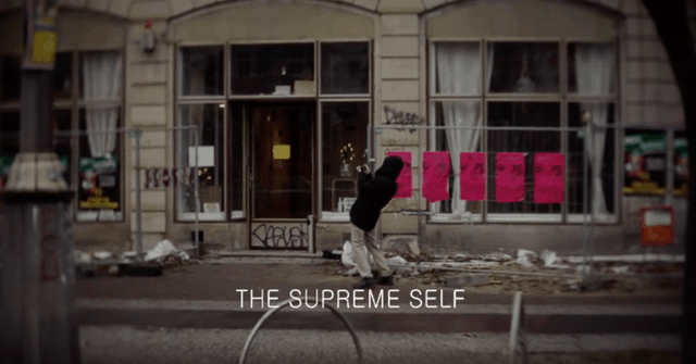 BURNT FRIEDMAN - SUPREME SELF DUB (VIDEO)