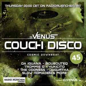 Couch Disco 045 by Dj Venus (Podcast)