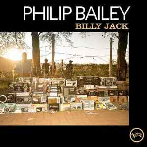 "NEWS ++ Philip Bailey (Earth Wind & Fire) kündigt mit 'Billy Jack' sein neues Solo-Album ""Love Will Find A Way"" an! ++ (Audio)"