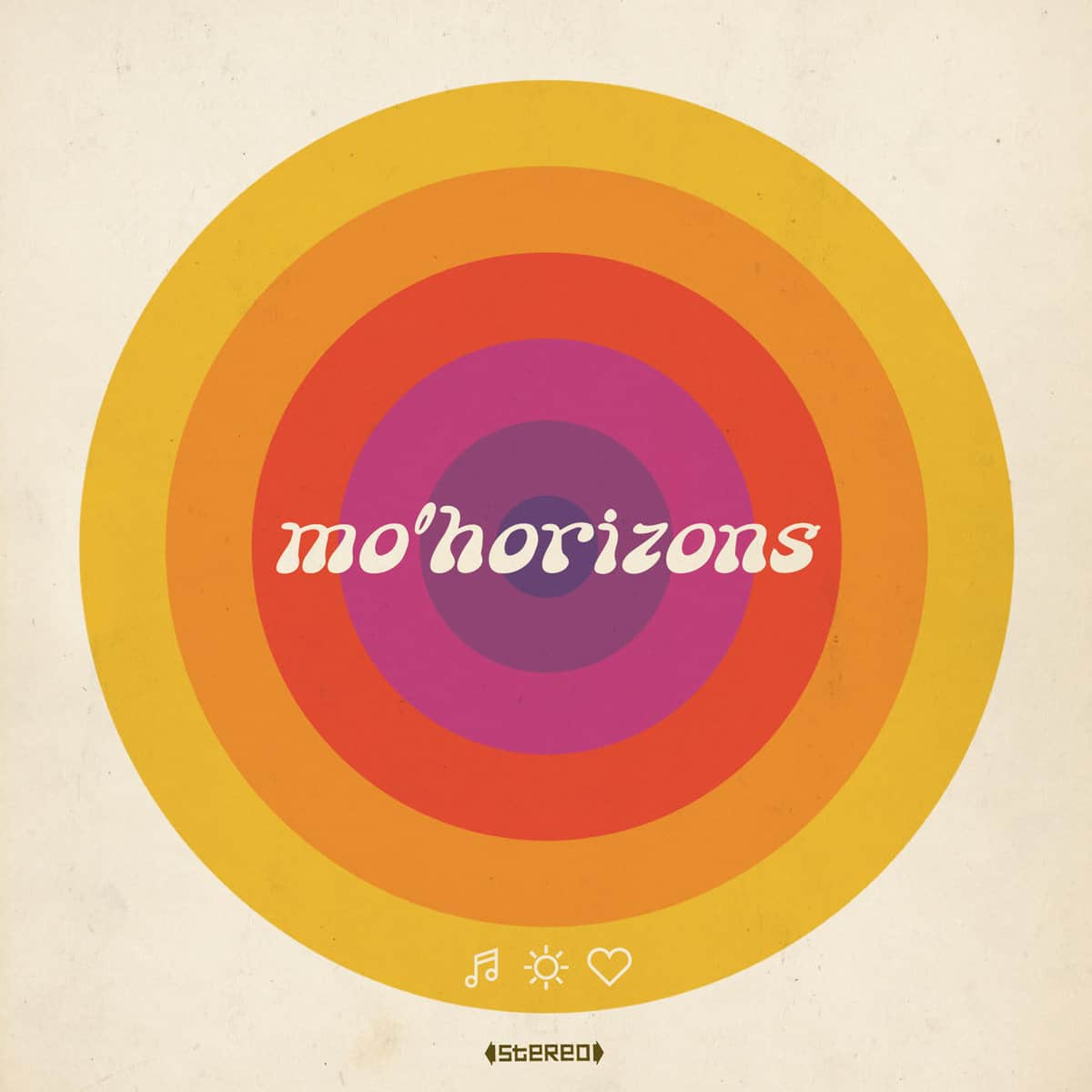 ♫ ☼ ♡ • music sun love • das neue MO' HORIZONS Album in full stream