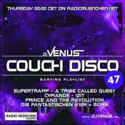 Couch Disco 047 by Dj Venus (Podcast)