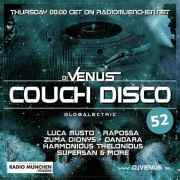 Couch Disco 052 by Dj Venus (Podcast)