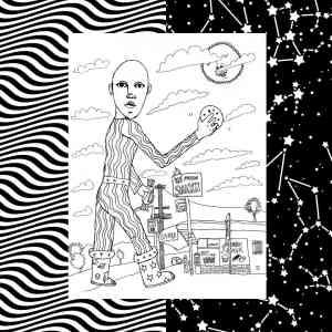 Mndsgn veröffentlicht mit Snaxx mal was für zwischendurch • full Album-Stream