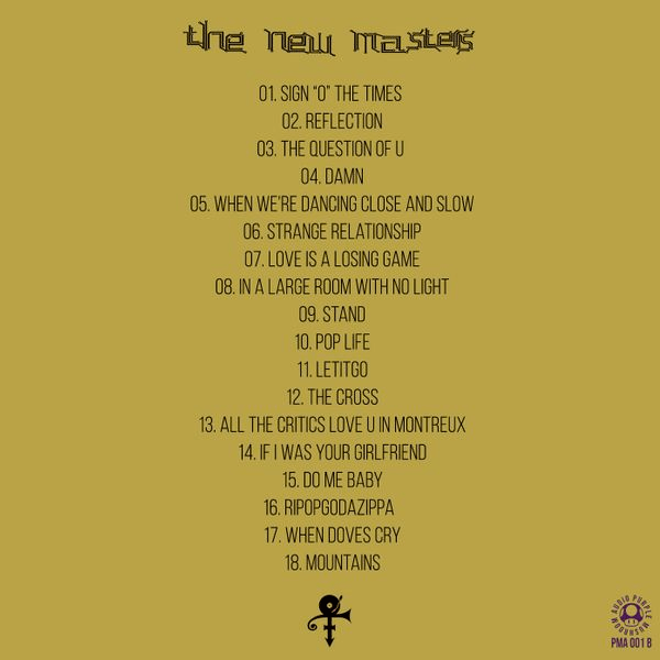 The New Masters Vol. 2