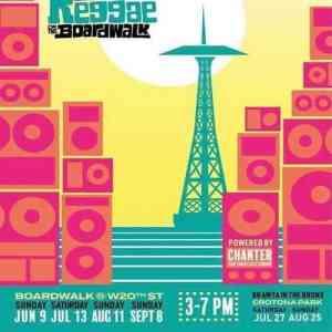 Reggae on the Boardwalk Mix