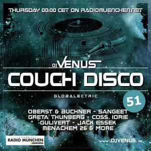Couch Disco 051 by Dj Venus (Podcast)