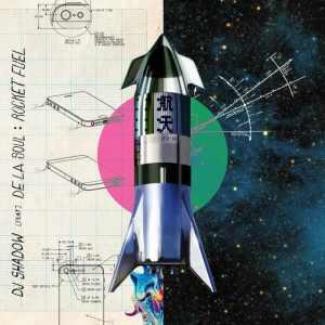 DJ Shadow kündigt heute ein neues Album mit einer ersten Single 'Rocket Fuel' feat. De La Soul an! [HQ Audio]