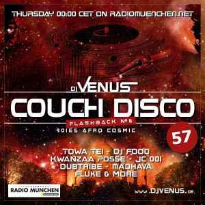 Couch Disco 057 by Dj Venus (Podcast)