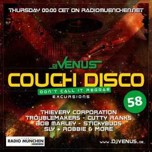 Couch Disco 058 by Dj Venus (Podcast)