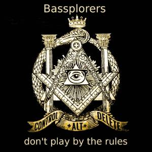 Bassplorers don't play by the rules | DJ Live Set | free download