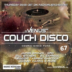 Couch Disco 067 by Dj Venus (Podcast)