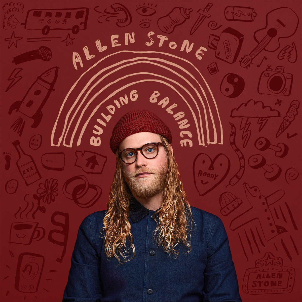Album-Tipp: Allen Stone - Building Balance • 3 Videos + full Album-Stream