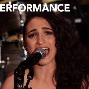 Emily Estefan – 'Black Magic Woman' live @ Hocus Pocus 25th Anniversary (Video)