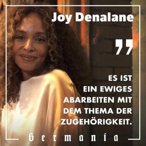 GERMANIA – Joy Denalane über Motown und die Rückkehr zu ihren musikalischen Wurzeln (Video)