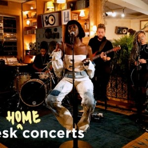 Lous And The Yakuza: Tiny Desk (Home) Concert (Video)