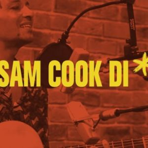 David Walters – Sam Cook Di (Studio Session) [Video]