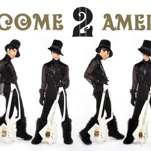 PRINCE – Welcome 2 America (Audio-Video)