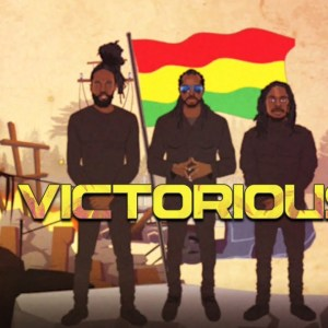 Chino McGregor, Kabaka Pyramid, Jahmiel – Victorious (Video)