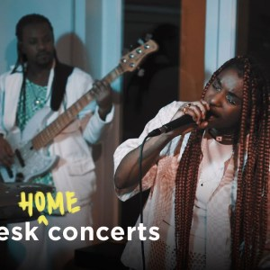 NENNY: Tiny Desk meets AFROPUNK Concert (Video)