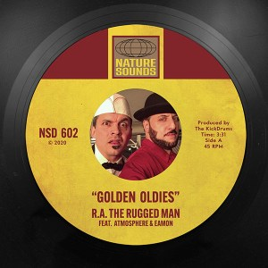 R.A. The Rugged Man – Golden Oldies (feat. Slug of Atmosphere and Eamon) (Official Music Video)